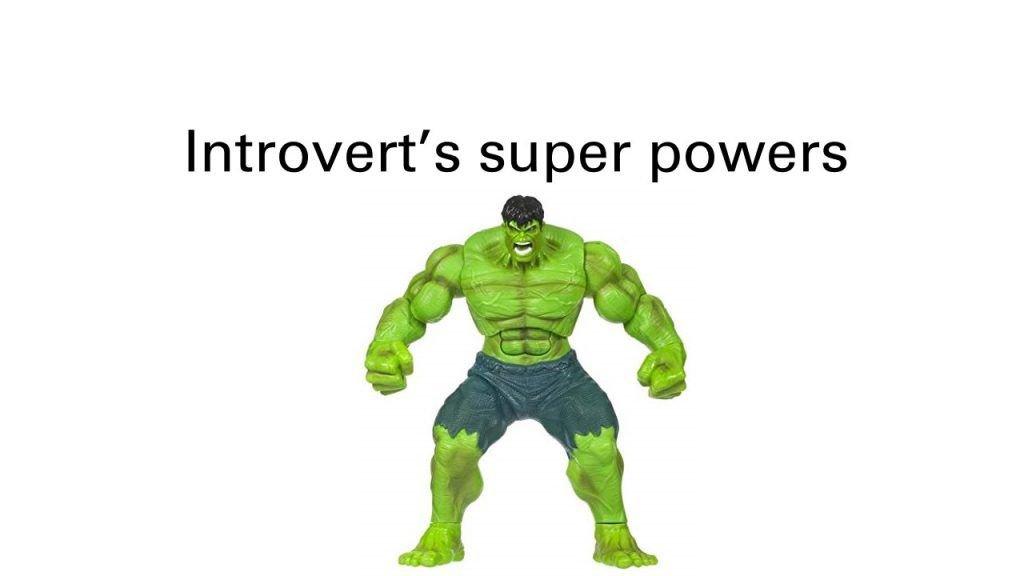 introvert superpowers