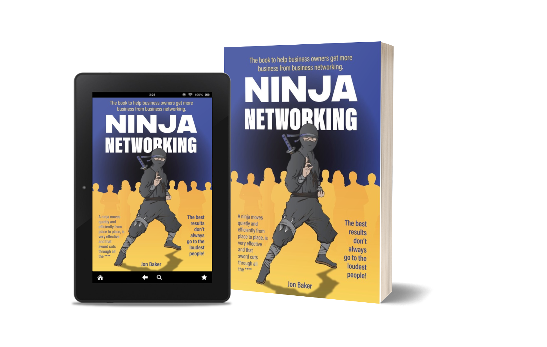 Ninja Networking book
