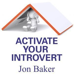 Activate your introvert podcast logo