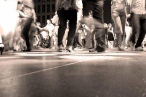 Dancers and motivation