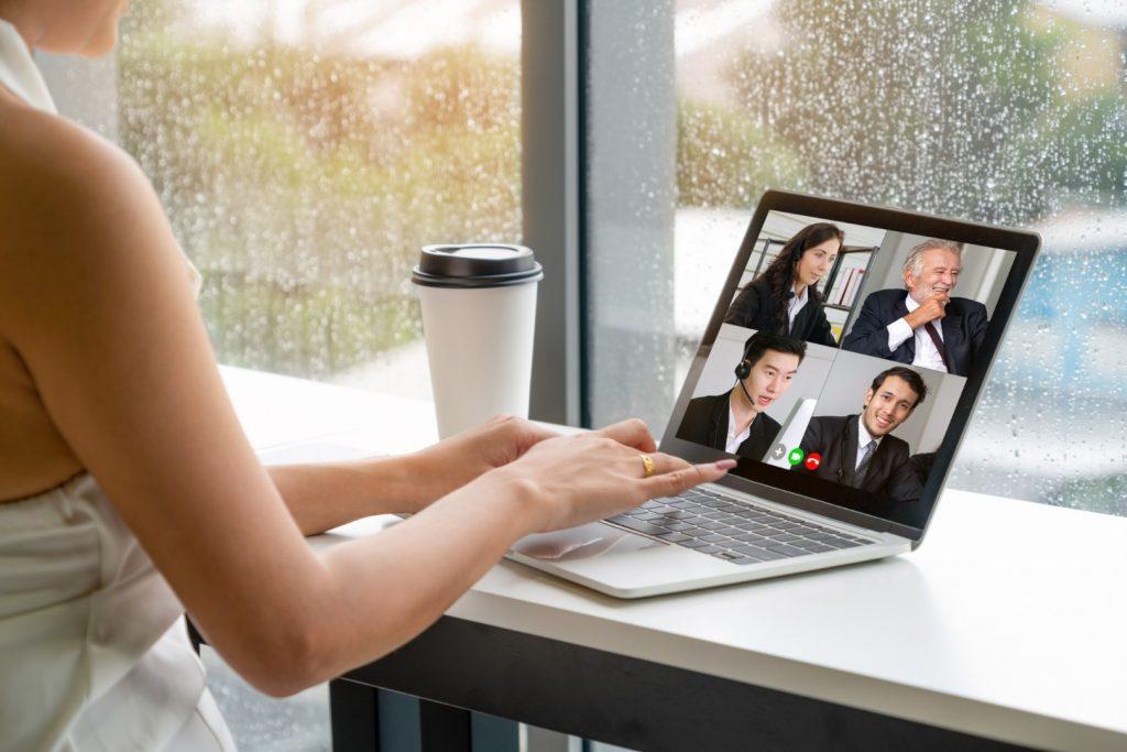 Remote team meeting, how can you make zoom meetings more fun
